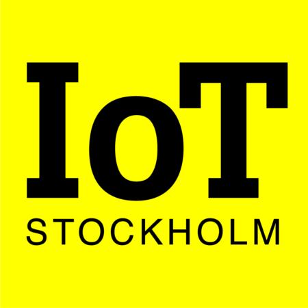 Logo IoT Stockholm