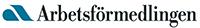 Logo Arbetsförmedlingen