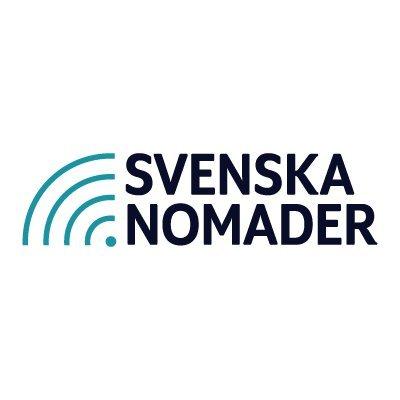 Logo Svenska nomader