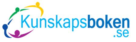 Logo Kunskapsboken